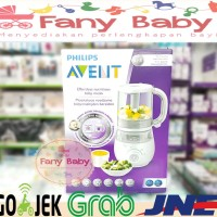 Philips Avent 4 in 1 Healthy Baby Food Maker Steam Blender