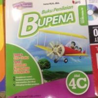 BEST SELLER BUPENA Buku Penilaian Jilid 4C K13N