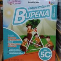 BEST SELLER BUPENA Buku Penilaian Jilid 5C K13N