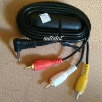Kabel Aux In RCA Untuk Koneksi TV Tuner Digital Pioneer