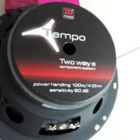 Speaker Split Component Morel Tempo 6 5 Split 2 way 6 original