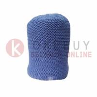 Topi Kupluk Eiger Cleo Path 910003516001 / 3516 Blue
