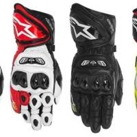 sarung tangan balap touring alpinestar gp tech / glove alpinestar