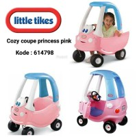 Jual LITTLE TIKES PRINCESS COZY COUPE 30TH ANNIVERSARY EDITION PINK BLUE Murah