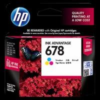 PROMO HP Tinta 678 Tri Colour CZ108AA PALING MURAH