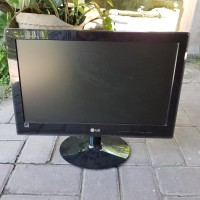 Monitor LCD LG 19 Inch E1940S Bukan Asus Samsung AOC Benq Acer Philips