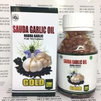 Habbagarlic | Habatussauda + Garlic | Izin BPOM ASLI | Herbal 200 KAPS