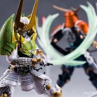 Premium Bandai SIC Limited Kamen Rider Zangetsu Melon Arms