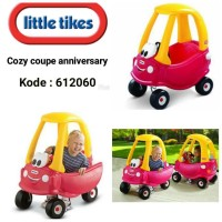 Jual LITTLE TIKES COZY COUPE MATA YELLOW RED Murah