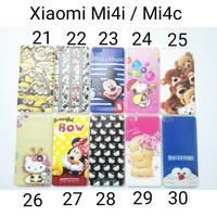 Case Ultrathin Karakter For Xiami Mi4i / Softcase Xiaomi Mi 4i