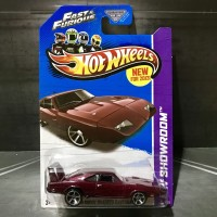 Hot Wheels Dodge Charger Daytona Fast & Furious FF US Blister AKTA