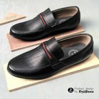 Sepatu Slip On Bagus   Slop Pria GDNS   Sneakers Branded