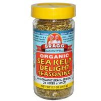 Bragg Organic Sea Kelp Delight Seasoning 76,5 gr /Bumbu Masak Organik