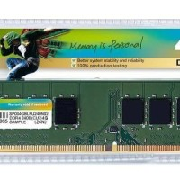 Memory RAM PC Silicon Power 4GB DDR4 2400Mhz CL17 - SP004GBLFU240N02