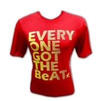 Kaos Honda Sporty Red T-Shirt Man - TS685