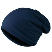 Topi Kupluk Winter Beanie Spandex Hat Murah