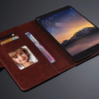 FLIP COVER WALLET Samsung Galaxy Tab S2 9.7 Inc T815 T819 leather case