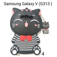 Silicon Case Karakter For Samsung Galaxy V G313 / Case Silicon G313