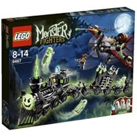 Lego 9467 - The Ghost Train - Monster Fighter