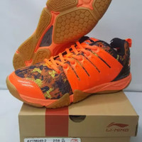 NEW...sepatu badminton li ning scott 100% original