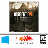Resident Evil 7 Biohazard + All DLC Update Game Pc/laptop