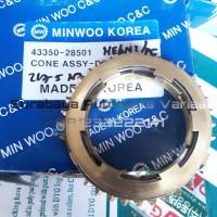 Cone Double Ring Synchronizer Hyundai Accent Gigi 1 2 Ring Cromes