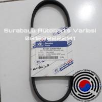 Fan V Belt Power Steering 4pk 605 Hyundai Accent Verna Getz Tali Kipas