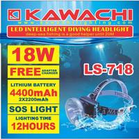 Senter Kepala Kawachi intelligent diving atau menyelam LS-718A
