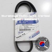 Fan V Belt Alternator 4pk 897 Hyundai Accent Verna Getz Tali Kipas