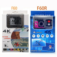 RICH Action camera F60 Ultra HD 4K WiFi