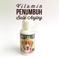 Nutri-D Multivitamin Penumbuh Bulu Anjing