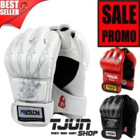 WOLON Gloves MMA Muay Thai Kick Boxing Body Combat Sarung Tinju Glove