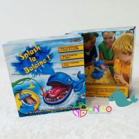 SPLASH LA BALEINE GAME