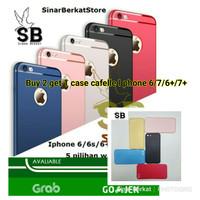 Iphone 6 / 6s / 6+ / 7 / 7+ MATTE Soft Silicone Case Anti Fingerprint