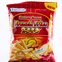 FRENCH FRIES 2000 PREMIUM 27G