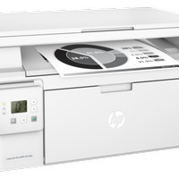 Printer HP LaserJet Pro MFP M130a print scan copy hitam putih