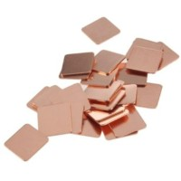 Thermal Copper /Plat Tembaga 20mm x 20mm x 0.5mm