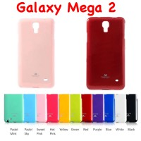 Samsung Galaxy Mega 2 G7508 Original Mercury Goospe Jelly Glitter Case