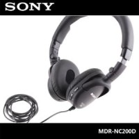 Sony MDR-NC200D Noise Canselling Headphones - Original