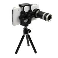 Tripod Universal HP Lensa Zoom 8x