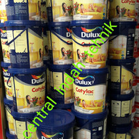 MURAH STOCK BARU CAT DULUX CATYLAC WHITE 1501 25KG