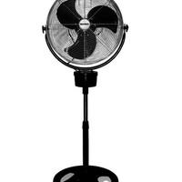 """16"""" (40 cm) Tornado Stand Fan / Kipas Angin Berdiri Regency"""