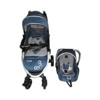 Stroller Babyelle Baby Elle Cruz Travel System S702