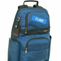 TAS TUMI COMPACT BACKPACK BLUE ORIGINAL