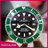 Jam Dinding Rolex Oyster Perpetual Date Wall Clock [har Original