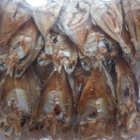 Ikan asin bilis