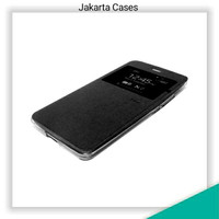 Lenovo A5000 /JC Flip Leather Case Casing Cover