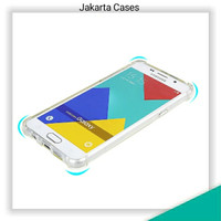 Samsung Galaxy C9 / C9 Pro / JC Anti Crack Soft Case Casing Cover