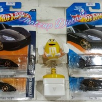 Hot Wheels Ferrari California (Faster Than Ever) - BLACK