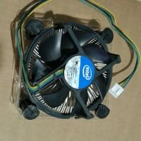 FAN HEATSINK COOLER INTEL CPU LGA   1155 1156 4PIN